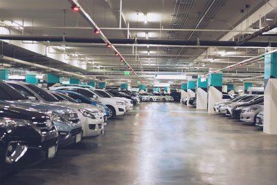 駐車場の探し方と駐車場の種類